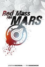 Image: Red Mass for Mars Vol. 01 SC  - Image Comics