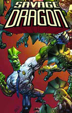 Image: Savage Dragon: Dragon War SC  - Image Comics