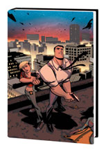 Image: Powers Definitive Collection Vol. 04 HC  - Marvel Comics - Icon