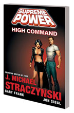 Image: Supreme Power: High Command SC  (new printing) - Marvel Comics