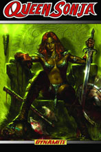 Image: Queen Sonja Vol. 01 SC  - D. E./Dynamite Entertainment