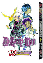 Image: D Gray Man Vol. 19 SC  - Viz Media LLC