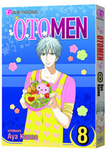 Image: Otomen Vol. 08 GN  - Viz Media LLC