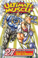 Image: Ultimate Muscle Vol. 27 SC  - Viz Media LLC