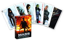Image: Mass Effect Playing Cards  - Dark Horse