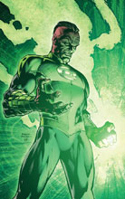 Image: Green Lantern #2 (variant cover) - DC Comics
