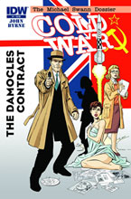 Image: Cold War #1 - IDW Publishing