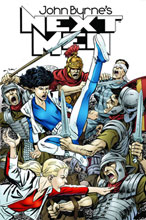 Image: John Byrne's Next Men Vol. 02: Scattered, Part 02 HC  - IDW Publishing