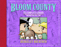 Image: Bloom County Complete Library Vol. 05: 1987-1989 HC  - IDW Publishing