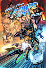 Image: Danger Girl: Deluxe Edition SC  - IDW Publishing