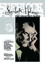 Image: Sherlock Holmes: The Greatest Cases HC  - IDW Publishing