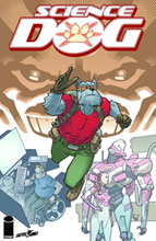 Image: Science Dog Vol. 01 Oversized HC  - Image Comics
