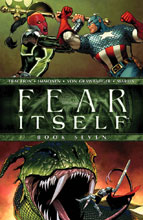 Image: Fear Itself #7 - Marvel Comics