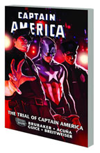 Image: Captain America: Trial of Captain America SC  - Marvel Comics
