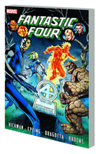 Image: Fantastic Four by Jonathan Hickman Vol. 04 SC  - Marvel Comics