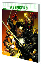 Image: Ultimate Comics Avengers: Blade vs. Avengers SC  - Marvel Comics