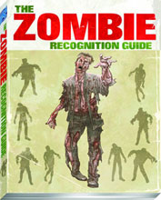 Image: Zombie Recognition Guide SC  - Antarctic Press