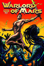 Image: Warlord of Mars #13 (20-copy Sadowski red incentive cover) (v20) - Dynamite