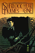 Image: Sherlock Homes: Year One, Vol. 01 SC  - D. E./Dynamite Entertainment