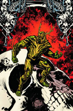 Image: Swamp Thing Annual #1 - DC Comics