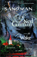Image: Sandman Vol. 10: The Wake SC  - DC Comics - Vertigo