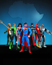 Image: Justice League We Can Be Heroes 7-Pack Action Figure Box Set  - DC Direct