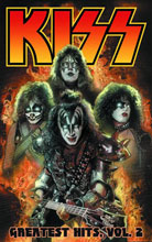 Image: Kiss: Greatest Hits Vol. 02 SC  - IDW Publishing