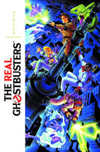 Image: Real Ghostbusters Omnibus Vol. 01 SC  - IDW Publishing