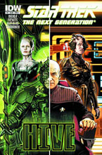 Image: Star Trek: Next Generation - Hive #2 - IDW Publishing