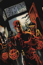 Image: Marvel Zombies Halloween #1 - Marvel Comics