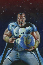 Image: Space Punisher #4 - Marvel Comics