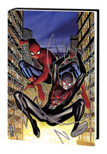 Image: Spider-Men HC  - Marvel Comics