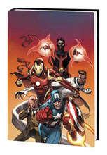Image: New Avengers by Brian Michael Bendis Vol. 04 HC  - Marvel Comics
