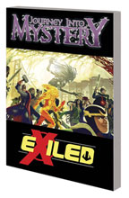 Image: Journey Into Mystery / New Mutants: Exiled SC  - Marvel Comics