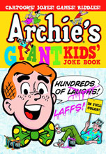 Image: Archies Giant Kids' Jokebook SC  - Archie Comic Publications