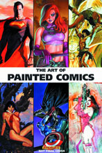 Image: Art of Painted Comics HC  - Dynamite