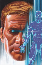 Image: Bionic Man [Kevin Smith] #15 (15-copy Ross virgin incentive cover) - D. E./Dynamite Entertainment