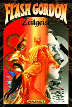 Image: Flash Gordon: Zeitgeist SC  - D. E./Dynamite Entertainment