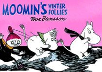 Image: Moomin's Winter Follies SC  - Drawn & Quarterly
