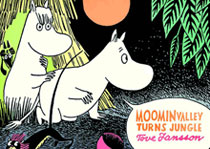 Image: Moominvalley Turns Jungle SC  - Drawn & Quarterly