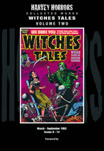 Image: Harvey Horrors Collected Works: Witches Tales Vol. 02 HC  - PS Artbooks