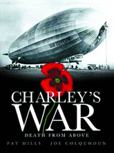 Image: Charley's War Vol. 09: Death from Above HC  - Titan Books