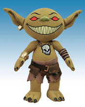 Image: Pathfinder Plush: Licktoad Goblin  - Diamond Select