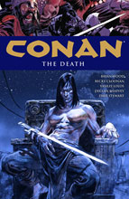 Image: Conan Vol. 14: The Death SC  - Dark Horse Comics
