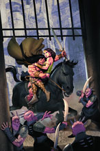 Image: Conan & the People of the Black Circle #1 - Dark Horse Comics