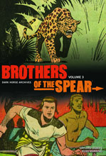 Image: Brothers of the Spear Archives Vol. 03 HC  - Dark Horse Comics