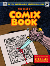 Image: Best of Comix Book HC  - Dark Horse Comics