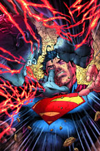 Image: Superman Unchained #4 (75th Anniversary variant Villain cover) - DC Comics