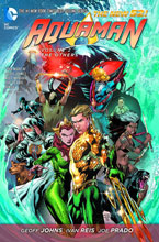 Image: Aquaman Vol. 02: The Others SC  (N52) - DC Comics