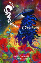 Image: Sandman: Overture #1 (cover A - J.H. Williams III) - DC Comics